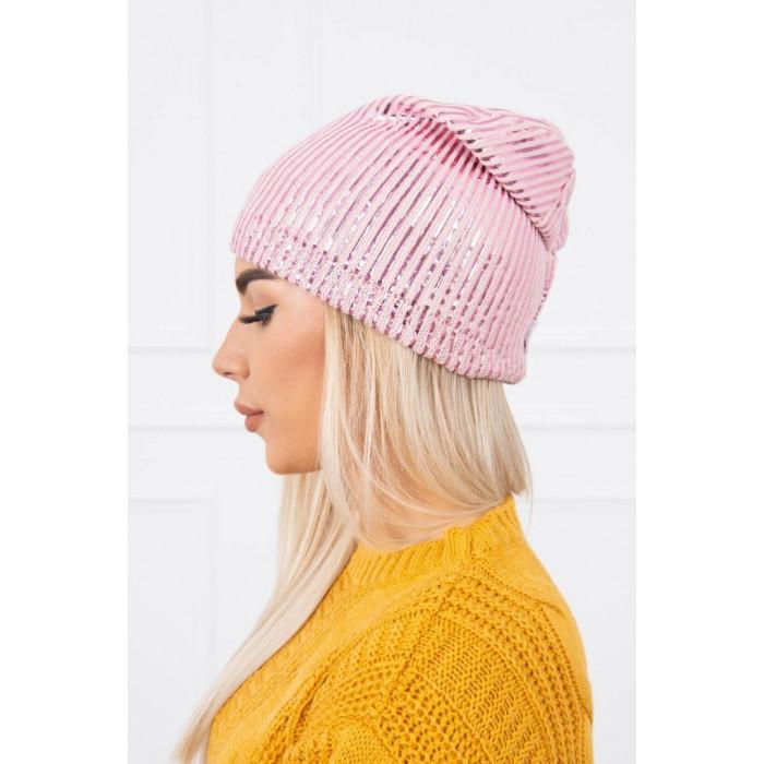 Cepure - rozā