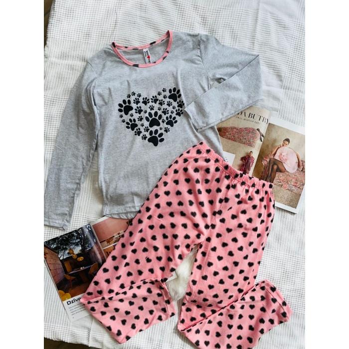 Kokvilnas pidžama